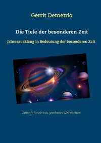Cover Die Tiefe der besonderen Zeit