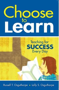 Cover Choose to Learn