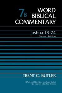 Cover Joshua 13-24, Volume 7B