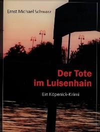 Cover Der Tote im Luisenhain