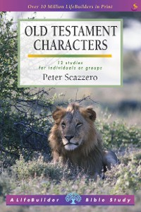 Cover Old Testament Characters