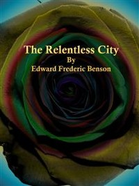 Cover The Relentless City