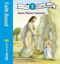 Cover Jesus Raises Lazarus