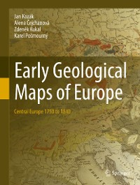 Cover Early Geological Maps of Europe