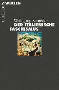 Cover Der italienische Faschismus