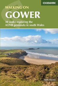 Cover Walking on the Gower