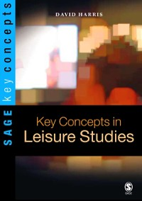 Cover Key Concepts in Leisure Studies