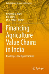 Cover Financing Agriculture Value Chains in India