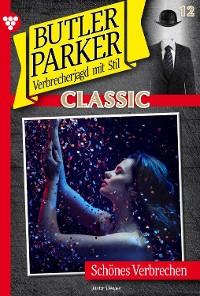 Cover Butler Parker Classic 12 – Kriminalroman