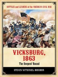 Cover Vicksburg 1863