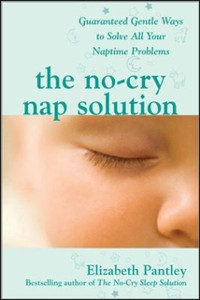Cover No-Cry Nap Solution: Guaranteed Gentle Ways to Solve All Your Naptime Problems