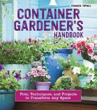Cover Container Gardener's Handbook