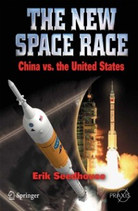 Cover New Space Race: China vs. USA