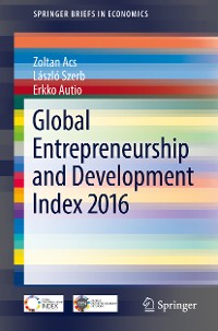 Cover Global Entrepreneurship and Development Index 2016