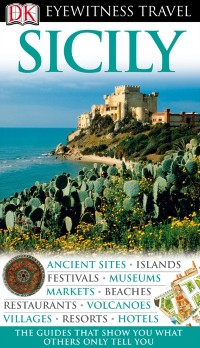 Cover DK Eyewitness Travel Guide: Sicily