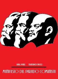 Cover Manifiesto del Partido Comunista