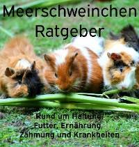 Cover Meerschweinchen Ratgeber.