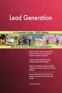 Cover Lead Generation A Complete Guide - 2020 Edition