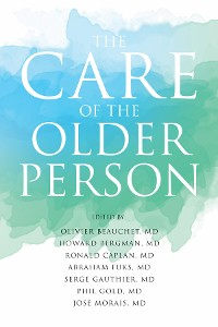 Cover The Care of the Older Person