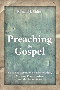 Cover Preaching the Gospel