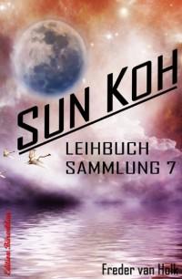 Cover Sun Koh Leihbuchsammlung 7