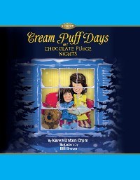 Cover Cream Puff Days and Chocolate Fudge Nights