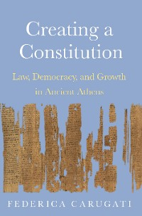 Cover Creating a Constitution