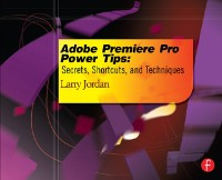Cover Adobe Premiere Pro Power Tips
