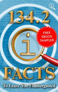 Cover 134.2 QI Facts to Leave You Flabbergasted