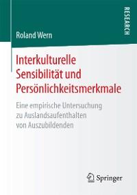 Cover Interkulturelle Sensibilität und Persönlichkeitsmerkmale