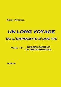Cover Un long voyage ou L'empreinte d'une vie - Tome 17