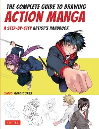 Cover The Complete Guide to Drawing Action Manga