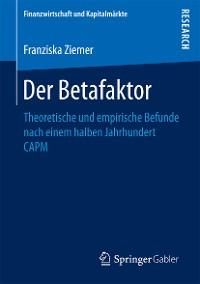 Cover Der Betafaktor