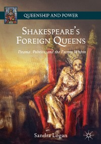 Cover Shakespeare's Foreign Queens