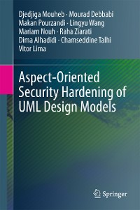 Cover Aspect-Oriented Security Hardening of UML Design Models
