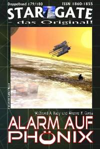 Cover STAR GATE 179-180: Alarm auf Phönix