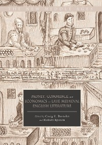 Cover Money, Commerce, and Economics in Late Medieval English Literature