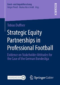 Cover Strategic Equity Partnerships in Professional Football