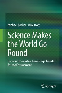 Cover Science Makes the World Go Round