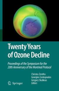 Cover Twenty Years of Ozone Decline