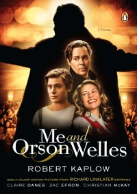 Cover Me and Orson Welles