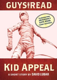 Cover Guys Read: Kid Appeal