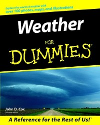 Cover Weather For Dummies