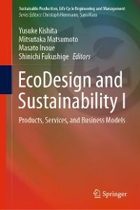 Cover EcoDesign and Sustainability I