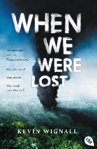 Cover When we were lost