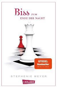 Cover Biss zum Ende der Nacht (Bella und Edward 4)