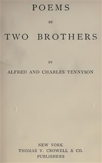 Cover Poems by Two Brothers