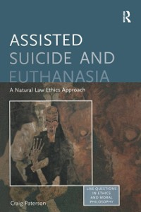 Cover Assisted Suicide and Euthanasia