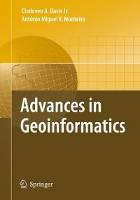 Cover Advances in Geoinformatics