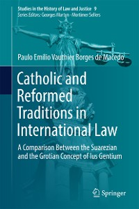 Cover Catholic and Reformed Traditions in International Law